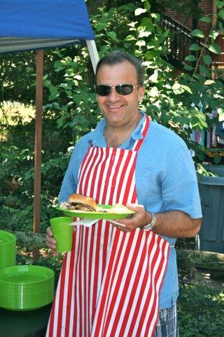 Chef Paul Brown